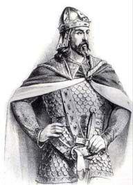 Alfonso Ferdinandez VI The Valiant King of Castilla-Leon: My 30th Great Grandfather!
