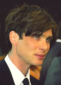 Cillian Murphy for The Way We Live Now esp., In Time, Inception, and his unique face. Nobody looks like him!