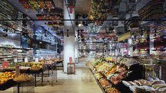 MPREIS grocery store, Austria store design