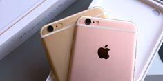Sabías que La cámara del iPhone 6s (12MP) iguala la del Xperia Z5 (23MP)