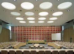 Oscar Niemeyer, Le Corbusier, Harrison & Abramovitz, Åke E:son Lindman · United Nations Headquarters