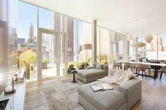New York City Penthouse by B Interior