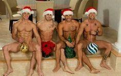 Resultado de imagen de sexy man christmas
