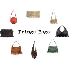 THE MAMANISTA: Fringe Bags