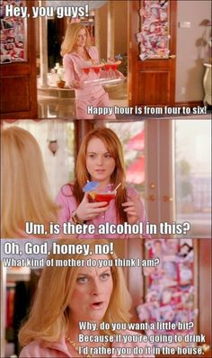 mean girls.