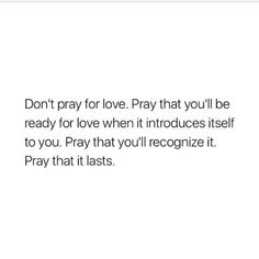 I saw a post that said I will not settle for less than I prayed for...which made me think what if, what you prayed for doesn't come packaged the way you thought it might; would you be ungrateful. Then I saw this posts and realized I was on to something. The answer is in being specific about your prayer when speaking to God but more than that being able to recognize it when it arrives that it's answered pray even if it's not packaged the way you visualized it. It's what God has for you that…