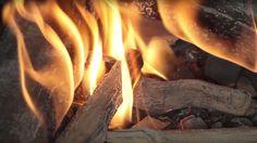 Ausschnitt Flammenbild aus Faber MatriX