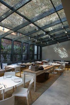 Mordisco Restaurant, Barcelona, Spain. By Sandra Tarruella Interioristas