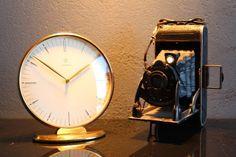 max bill desk clock
