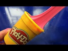 How to make Slime with Play Doh! No Glue, MUST WATCH! - YouTube