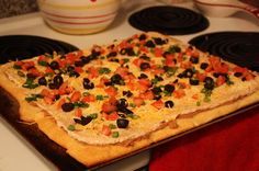 Cinco de Mayo Food:  Mexican Pizza