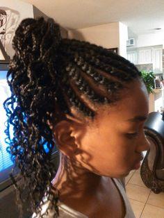 Kids Braided Hairstyles, Braids For Kids, Dreadlocks, Hair Styles, Beauty, Hair Plait Styles, Braids For Boys, Hair Makeup, Hairdos