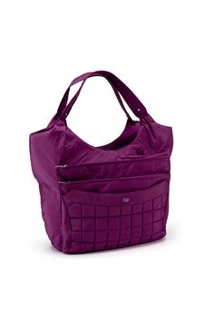 Lug Life Hopscotch Tote in Plum Purple - Beyond the Rack