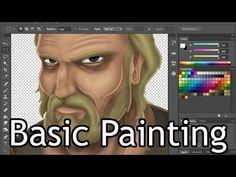 Basic Painting in Photoshop