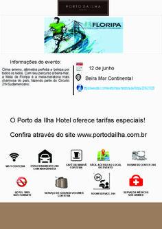 Tudo pronto pra mais uma grande corrida em Floripa!!! www.portodailha.com.br  48 3229 3000