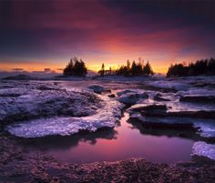 Manitoulin Island, Lake Huron, Ontario Canada