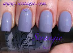 OPI | Done Out in Deco | NL B71 | South Beach | Spring 2009