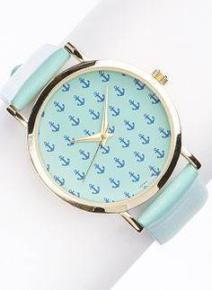 Mint anchor watch