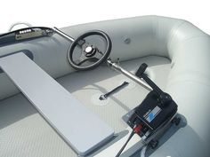 Inflatable Boat Accessories & Options from Excel. More
