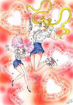 Sailor Moon by Naoko Takeuchi