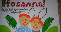 Here are some ideas for celebrating and exploring Holy Week! Palm Sunday Maundy Thursday (Last Supper and Gethsemane) Good . Holy Week Activities, Easter Play, Maundy Thursday, Palm Sunday, The Donkey, Sunday School Crafts, Last Supper, Some Ideas, Holi