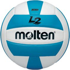 *** Yay!!! My prize for placing in the Top 10, the L2 Molten volleyball