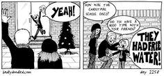 #comics #parenting #Children #Art #Webcomics #christmas #school #disco