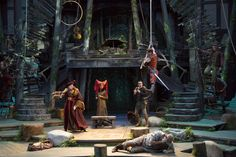 Theater Review | THE HEART OF ROBIN HOOD by David Farr at Oregon ...