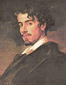 Bécquer, poeta muy relevante en la época del romanticismo.