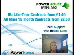 Powerhouse Mining - Review and Update, Work from Home