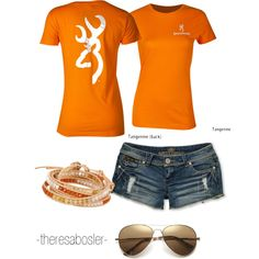 Cute browning outfit for the summer it would look awesome with some boots