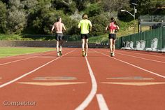 Running 101: Basic Speed Workouts For Runners - Competitor.com