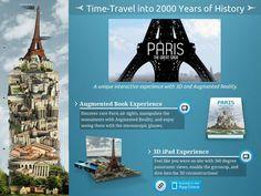 Paris 3D Saga - Created on Tactilize