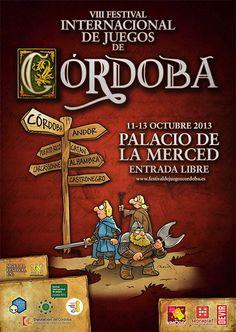 VIII Festival de Juegos de Córdoba