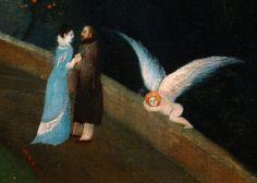Csontváry Kosztka Tivadar Post Impressionism, Eastern Europe, Art School, Canvas, Prints, Painting, Tela, Painting Art, Canvases