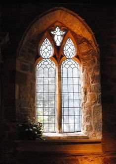 old Church Stained Glass Window Border - Bing images