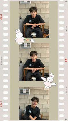 Jin Dad Jokes, Nct Doyoung, K Wallpaper, Beautiful Smile, Boyfriend Material, Nct Dream, Nct 127, Cute Wallpapers, Rapper