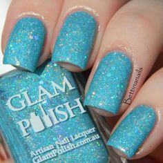 Glam Polish - Illusion | Cast A Spell Part 3: The White Witch Collection