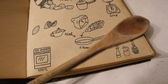 LiebeCook by Ulrike Wilhelm, via Behance