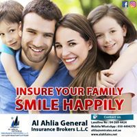 Are You Looking For Insurance Companies In Uae Al Ahlia General