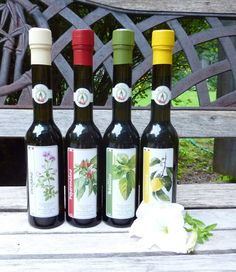Basil, lemon, oregano is the most popular. Flavored Olive Oil, Olive Oils, Just Do It, Wine Rack, Basil, Lemon, Things To Come, Popular, Drinks