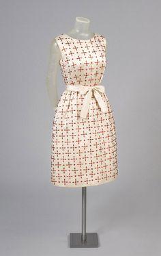 Dress Gustave Tassel, 1965 The Philadelphia Museum of Art