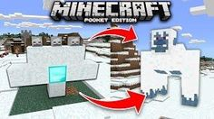 How to spawn the YETI BOSS in Minecraft Pocket Edition 1.0.8 (MCPE Addon)