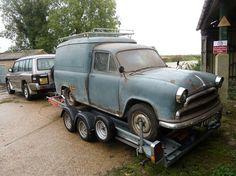 Morris Cowley van