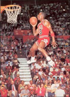 MJ - what a legend
