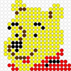 Winnie the Pooh hama perler beads