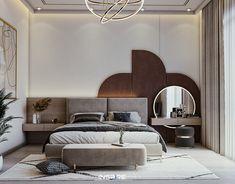 Master Bedroom Interior, Bedroom Bed Design, Bedroom Furniture Design, Home Room Design, Modern Bedroom Design, Home Decor Bedroom, Luxury Furniture, Home Interior Design, Living Room Decor