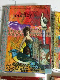 Art Journal by Kim Collister