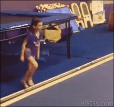 This kid who is a better gymnast than you will ever be. | 25 People Who Totally Nailed The Landing