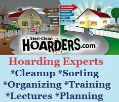 HoardingCleanup.com is a database of qualified hoarding specialists including cleaning companies, therapists and psychiatrists across the United States that are all familiar with the hoarding disorder. Hoarding Cleanup.com was developed by hoarding expert Cory Chalmers to fill a huge void in finding qualified hoarding help. We created this site to help hoarders and their loved ones to find sincere and compassionate help no matter where they are located.